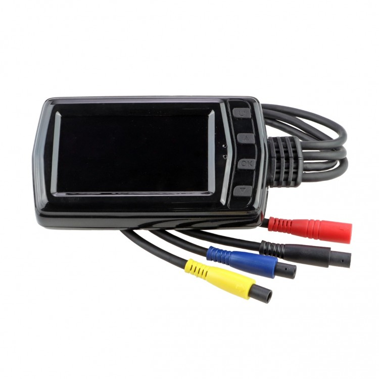 Motorcycle DVR Recorder Dual Camera MT011