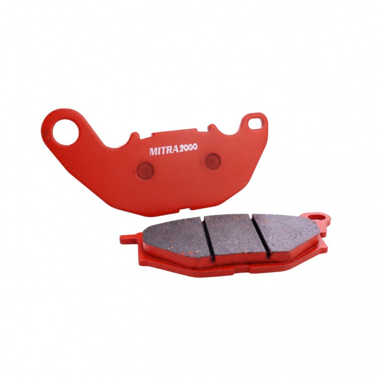 Mitra2000 Brake Pad CRM-F219 for R25 Front