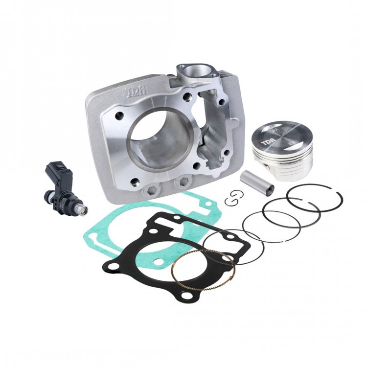 TDR Cylinder Block Assy For CRF 150 + Injector