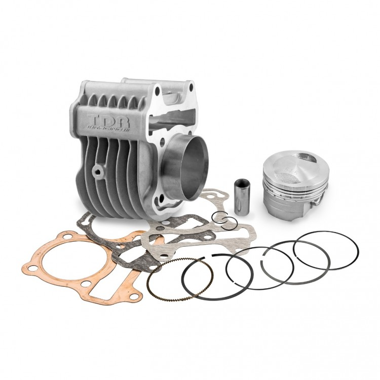 TDR Cylinder Block Assy for Beat / Scoopy / Spacy