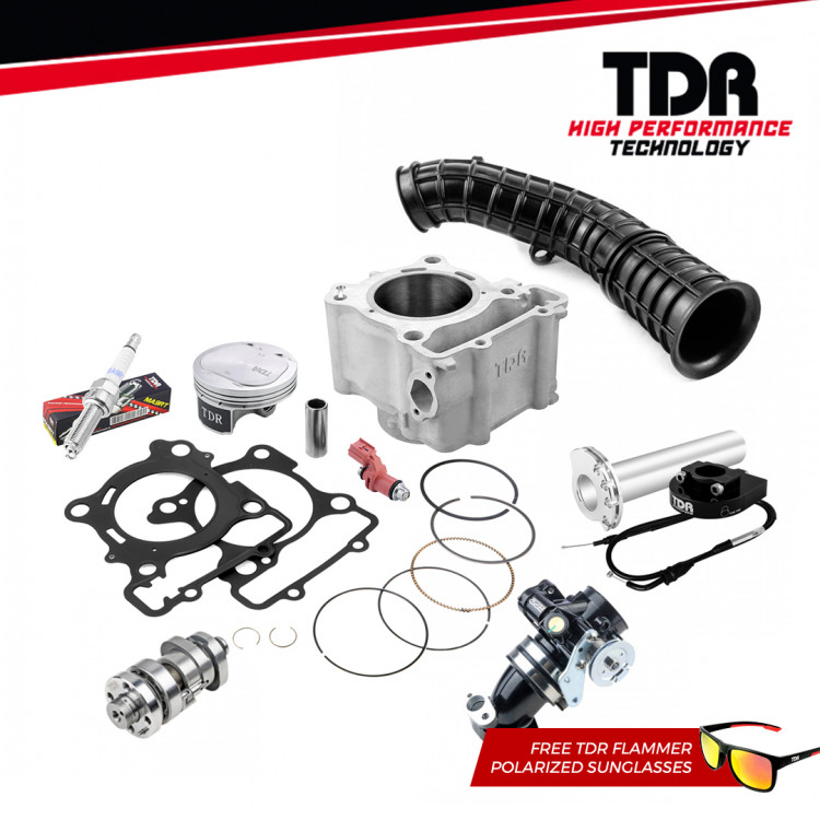 TDR Power Package X-Max 76