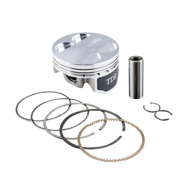 TDR Forged Piston Assy (KIT) Cutted for All New N-Max / WR 155 / XSR 155