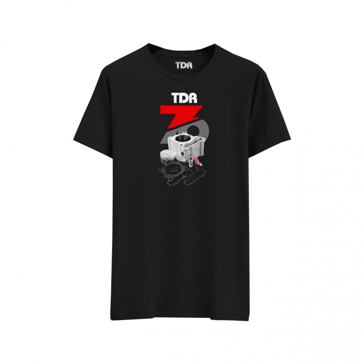 TDR Exclusive Men's T-Shirt - Max 76 Design