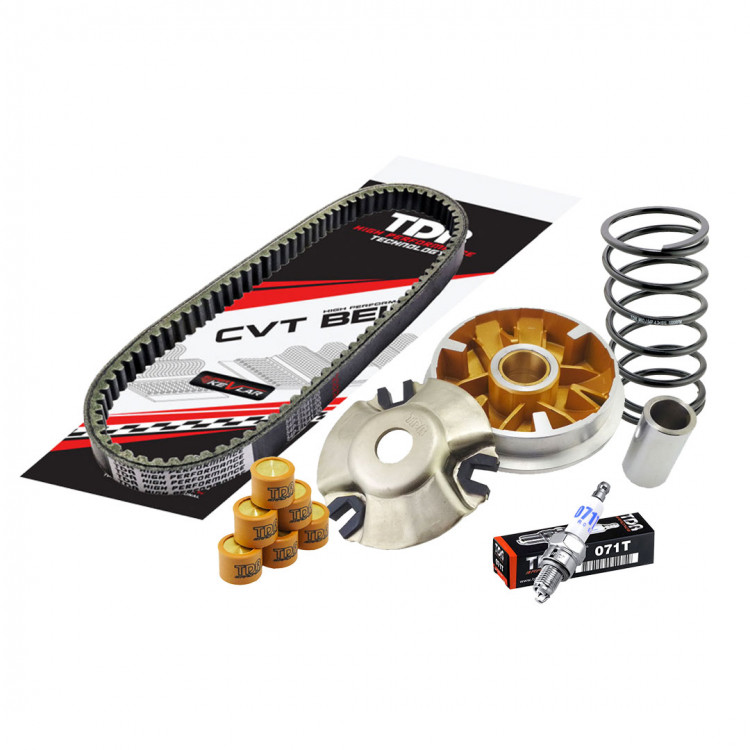 Power Package TDR for Mio J