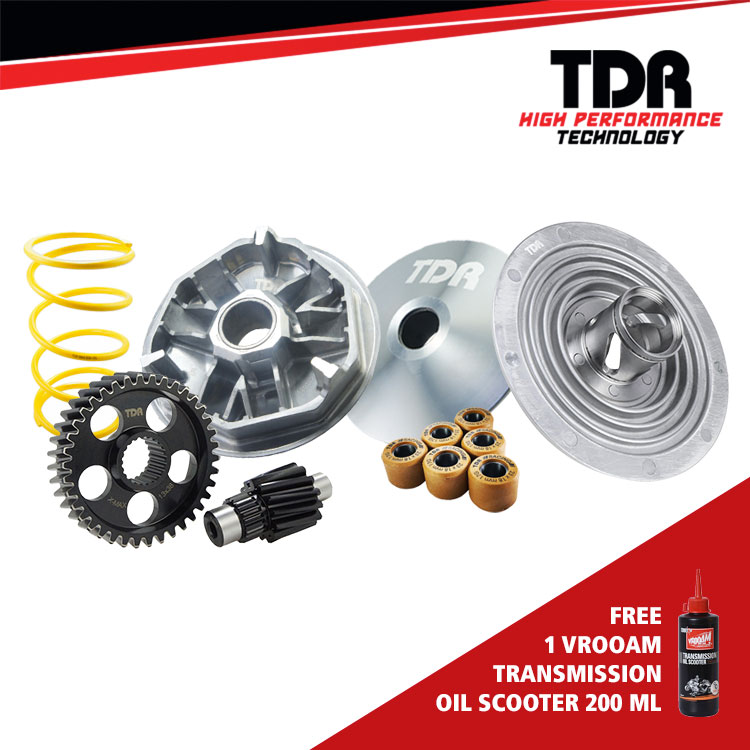 TDR Power Package CVT Complete For X-Max