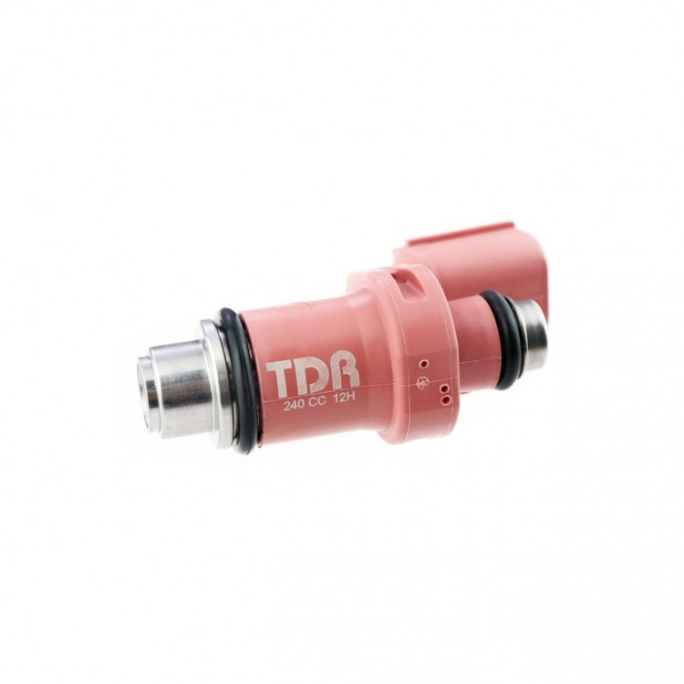 TDR Fuel Injector 12 Holes 240CC/M For X-Max (Japan)