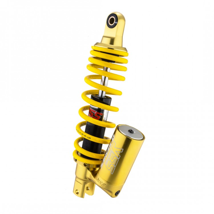 YSS Single Shock Gold Edition New C Euro OK302-300T01V Mio (Oval Spring)