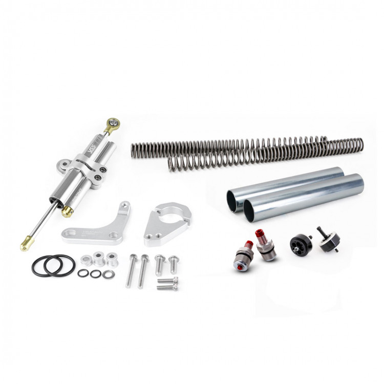 YSS Front Fork and Steering Damper with Mounting Kit For X-Max 250