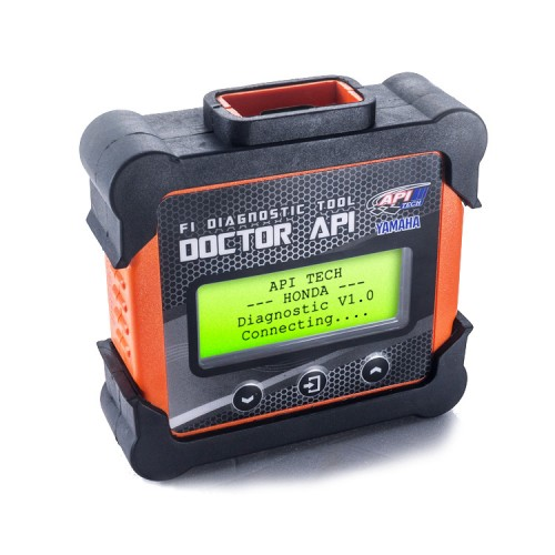 APITech F1 Diagnostic Tool Doctor API for Honda