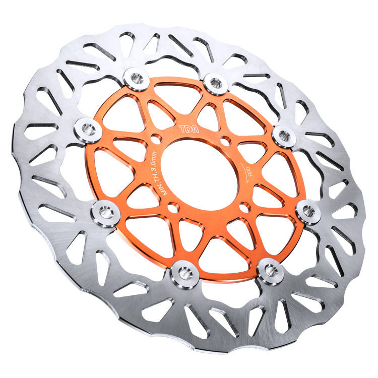 TDR Racing Stainless Disc Rotor Floating 260MM CLR Mio