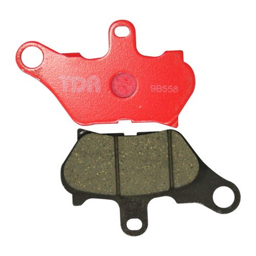 TDR Racing Disc Pad Mio Red
