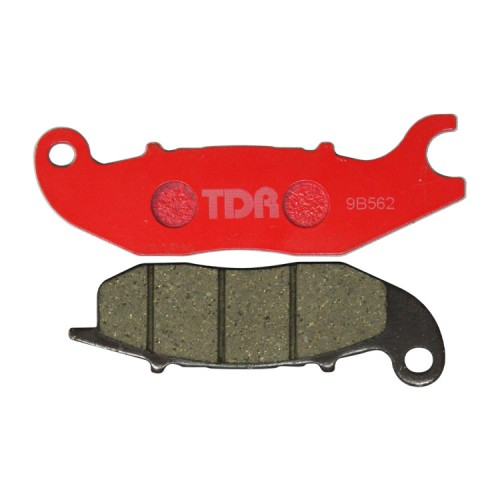 TDR Racing Disc Pad For New PCX 150 ABS / Vario (Front - Red)