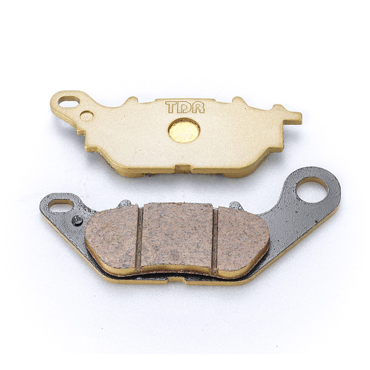 TDR Racing Disc Pad for N-Max Rear (Gold)