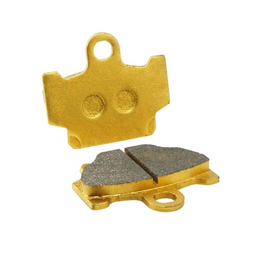 TDR Racing Disc Pad Gold for RXK