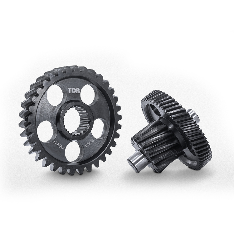 TDR Gear Ratio for N-Max / Aerox (NVX) 155