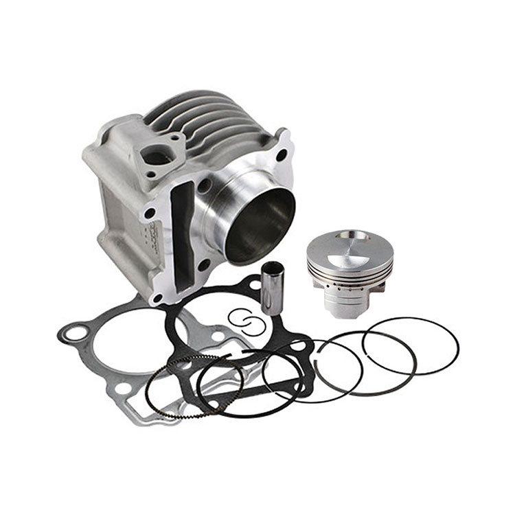TDR Ceramic Cylinder Block Assy (Forged Piston) for Mio 110