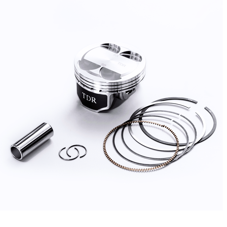 TDR Forged Piston Assy (KIT) for N-Max / Aerox (NVX) 155