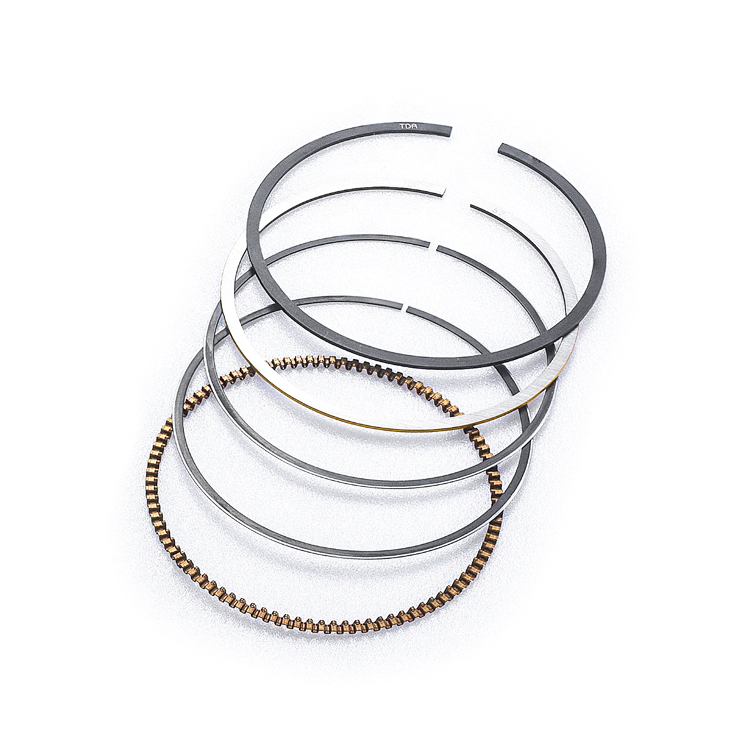 TDR Piston Ring with Titanium Coating Gold for N-Max / Aerox / NVX 155