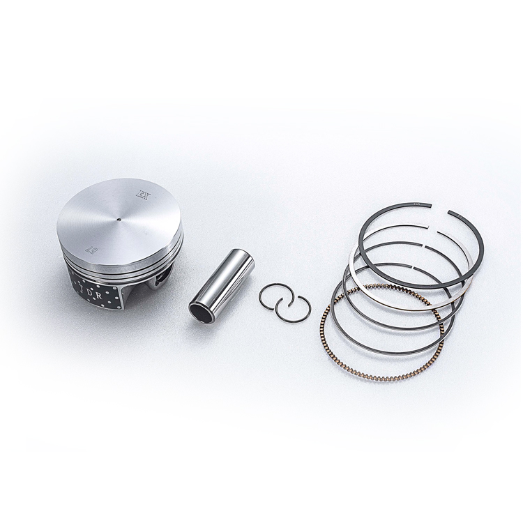 TDR Racing High Dome Forged Piston Assy w/MoS2 Tech for R15