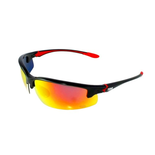 TDR Sunglasses Dassault PS792 Shiny Black Frame