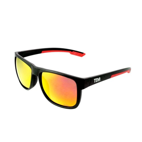 TDR Sunglasses Flammer PS886 Matte Black Frame