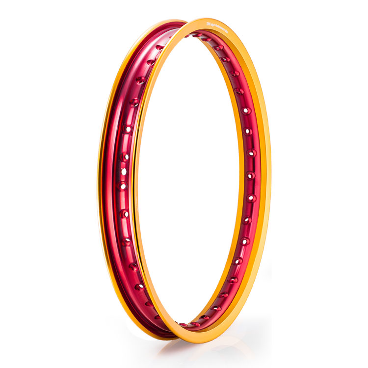 TDR Racing Alloy Rim W / WX Shape 1.40X17 2 Tone GOLD New Color