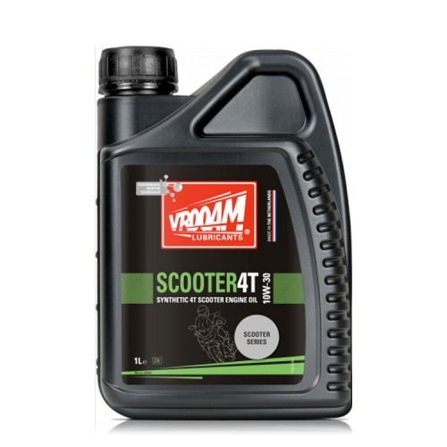 VROOAM SCOOTER - 4T Motorcycle Engine Oil 10W‐30 1L