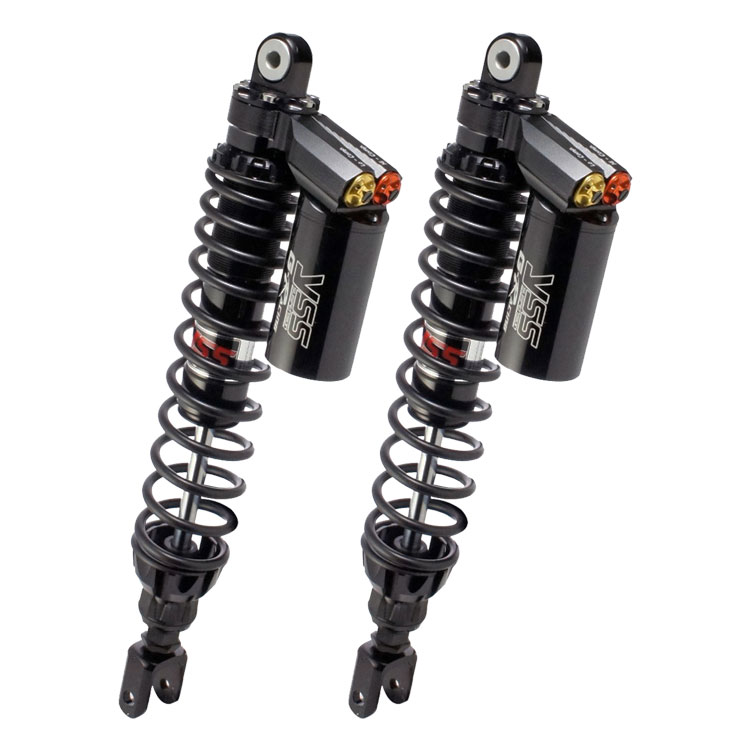 YSS Twin Shock G-Racing Black Edition TG362-430TRWL for Forza 250