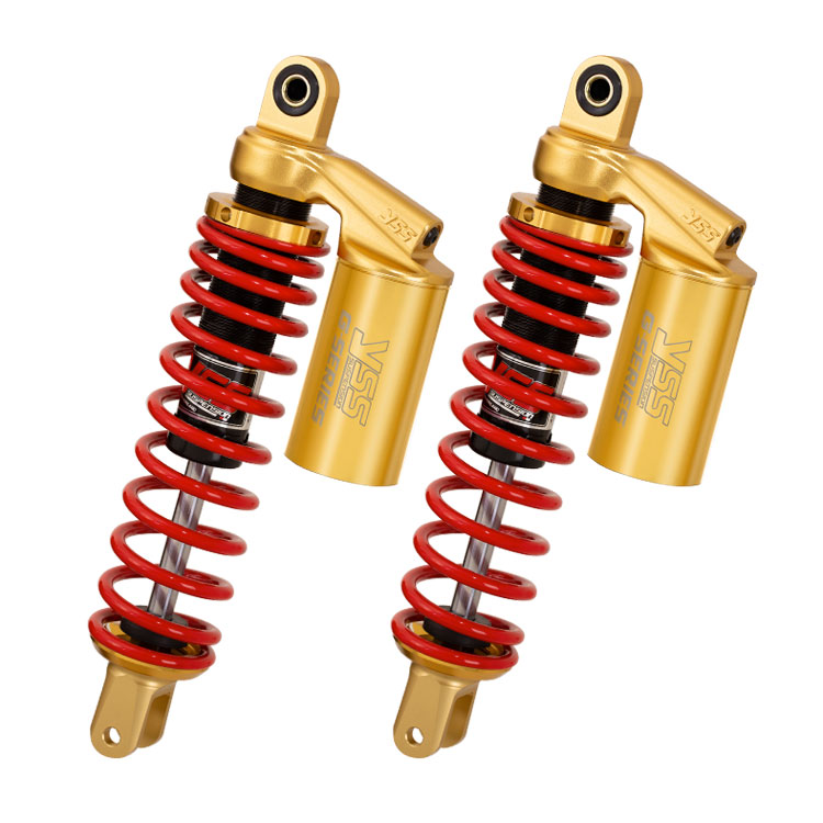 YSS Twin Shock G-Series Gold Edition TC302-305T For Aerox / NVX